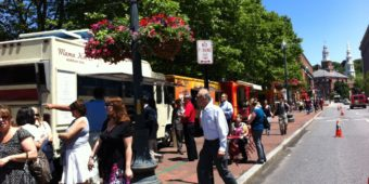 Spring Food Truck Schedule Announced