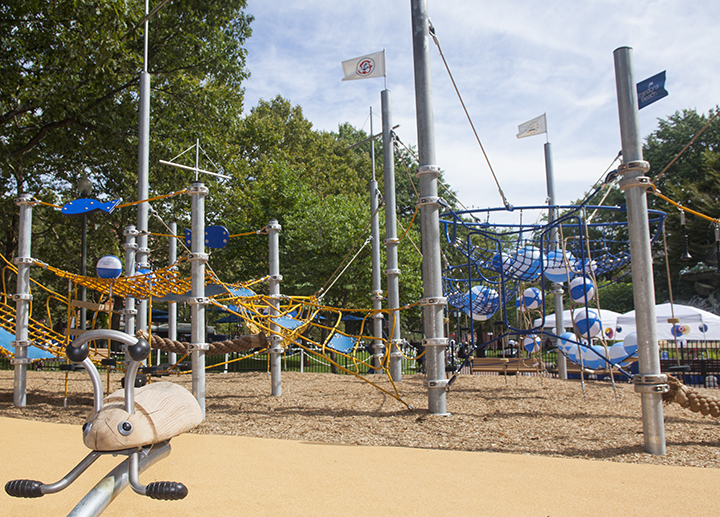 Downtown Providence Playground