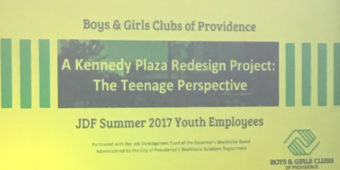 Kennedy Plaza Redesign, a teen perspective