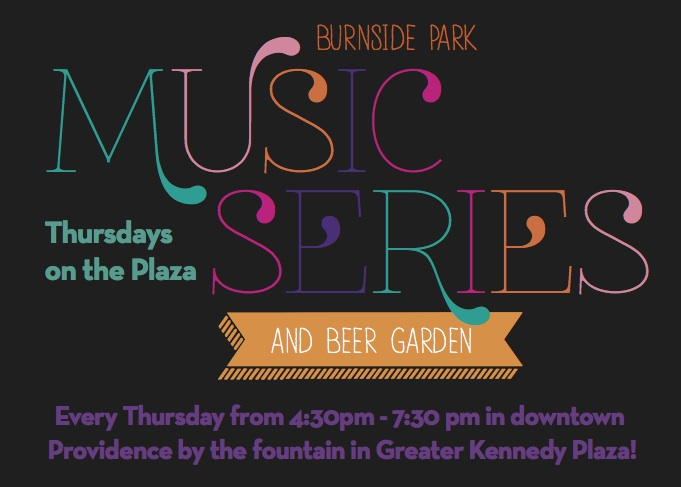 Burnside Park Music Series