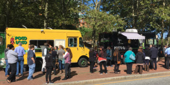 Fall Food Truck Schedule Announced