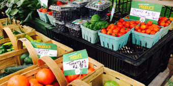 Opening Day of the Downtown Farmer's Market is July 3!