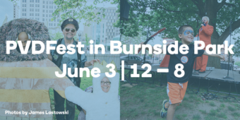 PVDFest in Burnside Park on June 3.