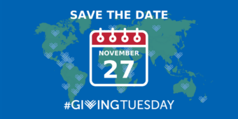 Save the date, November 27 is #GivingTuesday