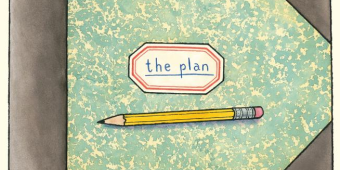 THE PLAN by Alison Paul was released–and its lovely.