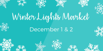 Join us for Providence's first Winter Lights Market this weekend!