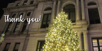 Thank you to everyone who made our Winter Lights Market shine!